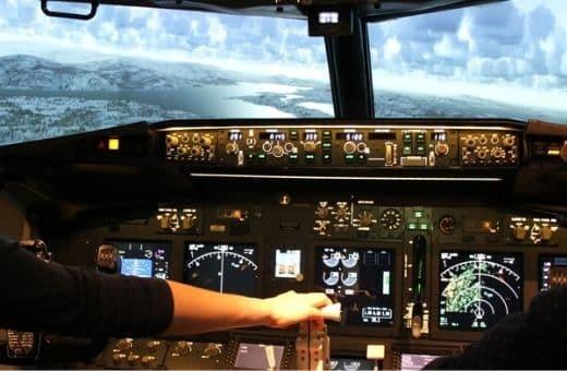 Événements clients soirée entreprise piloter un avion