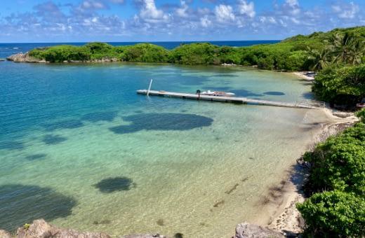 plage de rêve voyage aux Antilles - martinique