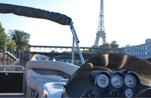 soirée exclusif sur bateau sur la Seine soirée d'entreprise