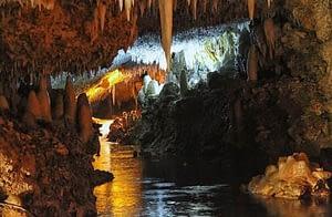 grottes voyage caraïbes - pirates Barbade Puerto Rico