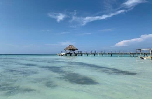 voyage République dominicaine plage préservés eau turquoise ponton