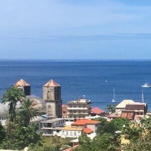 voyage de charme aux caraïbes à Saint Pierre