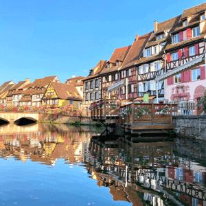 organiser un voyage surprise en France en France ville Colmar Alsace