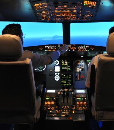piloter un avion teambuilding insolite surprise