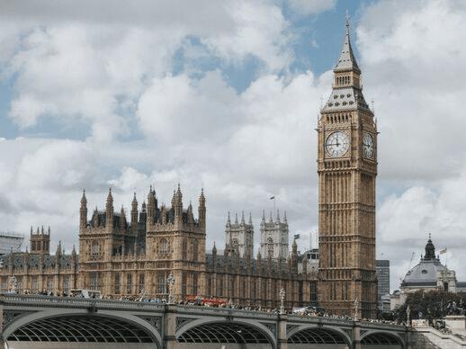 Londres Big Ben escapade surprise. en famille anniversaire