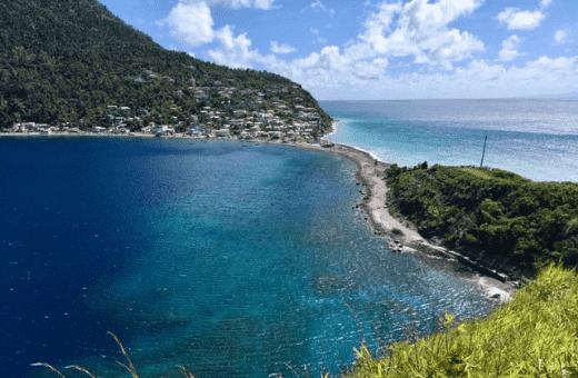 voyage Dominique ile sauvage caraïbes