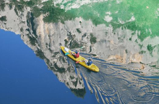 kayak voyage atypique en France