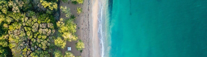 Voyage aux caraïbes plage privée