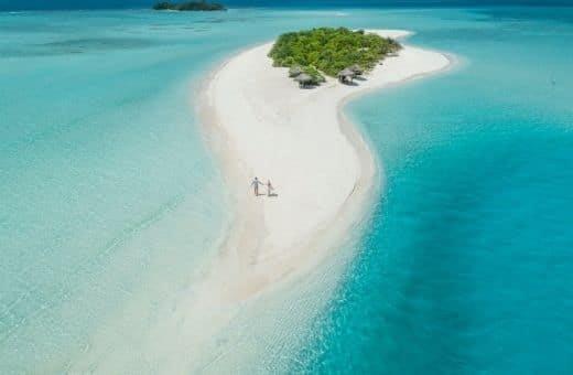 où partir en voyage de noces paradis île privée hôtel luxe-min