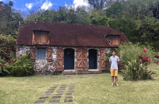visite distillerie sucrerie rhum AOC Martinique