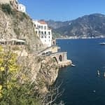 village italien côte amalfitaine voyage