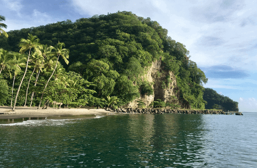 Voyage sainte Lucie balade en bateau voyage de noces luxe