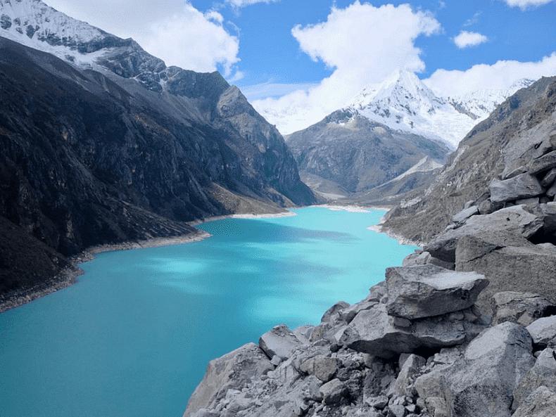 Pérou lac paysages aventure à la carte