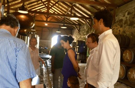 Visite distillerie dégustation atelier rhum