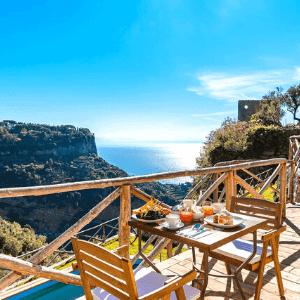 voyage surprise Europe week-end en Italie vue