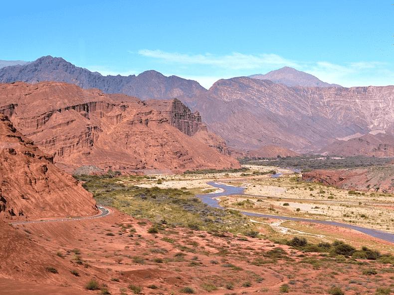 Voyage montagne Argentine road trip sur-mesure
