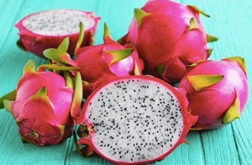 pitahayas fruit du dragon cuisine antillaise