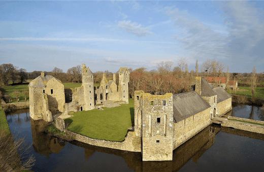 chateau préservé voyage atypique en France