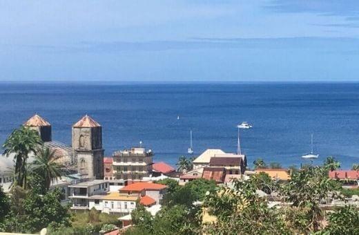 Saint Pierre Voyage à la Martinique patrimoine