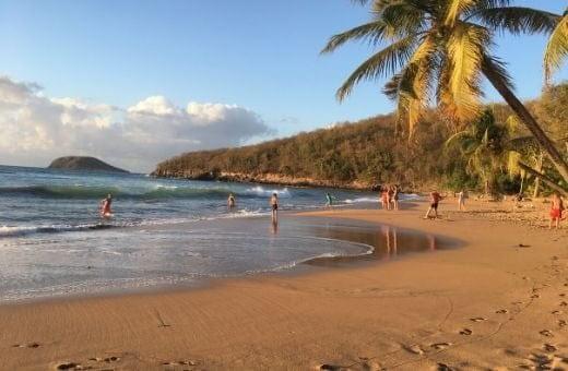Voyage sur mesure en famille plage guadeloupe