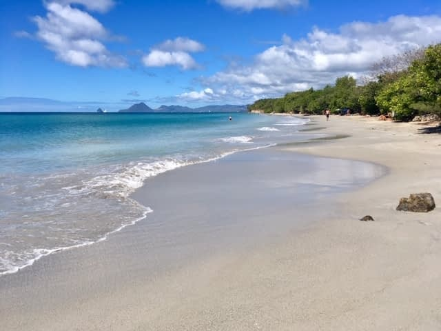plage Martinique voyage sur-mesure