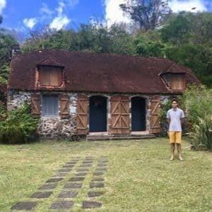 Habitation anciennes patrimoine voyage Martinique